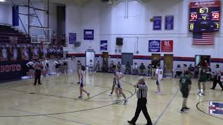 Model Boys HS Basketball Vs. Western Hills