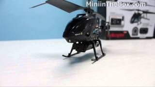 iSee Helicopter with Camera for iPhone, iPad and Android From MiNiInTheBox