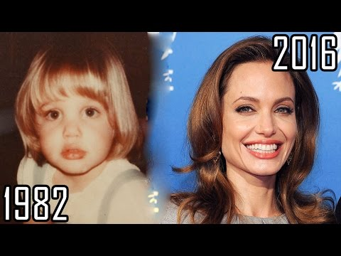 Thumbnail: Angelina Jolie (1982-2016) all movies list from 1982! How much has changed? Before and Now!