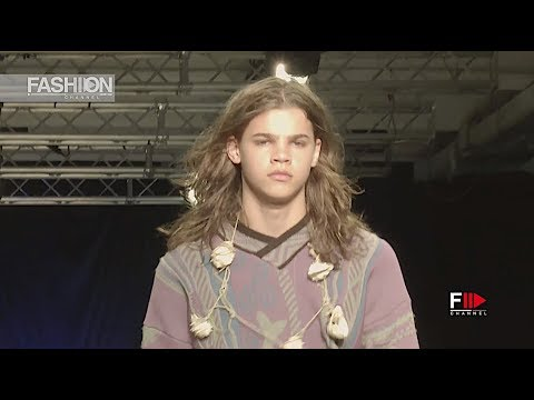 MAGLIANO Spring Summer 2020 Menswear Milan – Fashion Channel