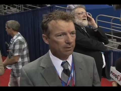 Rand Paul, Kentucky Senator - Interview