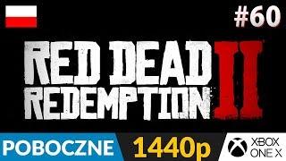 Red Dead Redemption 2 PL  #60 (odc.60 - poboczne)  Ostatnia misja Leopolda i nowy kumpel