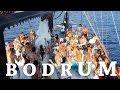 BODRUM Tekne Turu ve Köpük Partisi & Mükemmel Bir Atlayış