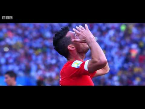 BBC sport World Cup USA vs Belgium pre match announcment