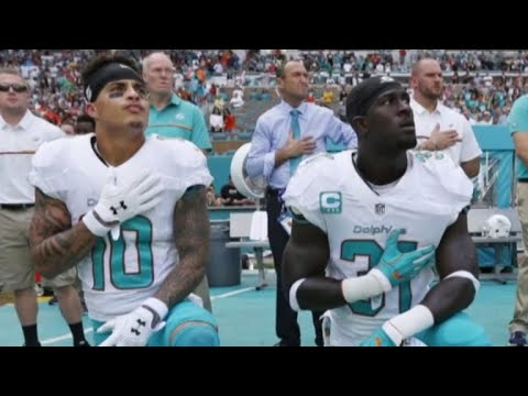 NFL puts national anthem policy on hold