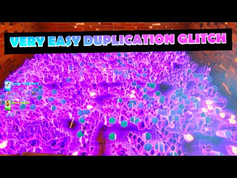 *VERY EASY* INSANE AUGUST DUPLICATION GLITCH FORTNITE SAVE THE WORLD