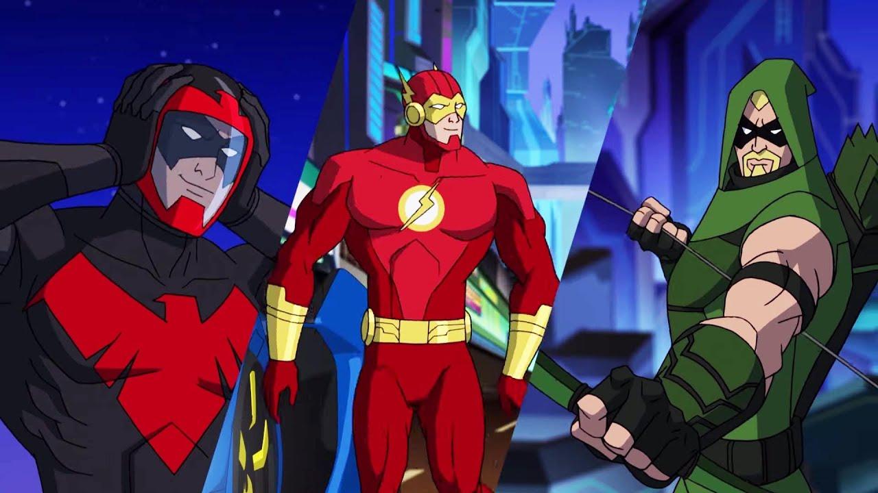 Бэтмен Unlimited Pоссия   Сила коллектива   DC Kids