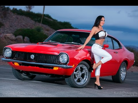 1974 Ford Maverick Pro-Touring Coupe - YouTube