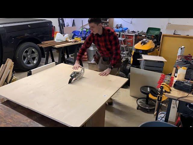 Making a Medium Wood Crate