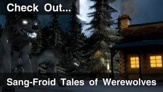 Check Out - Sang-Froid Tales of Werewolves