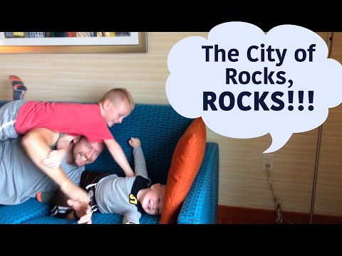 The City of Rocks, ROCKS!!!
