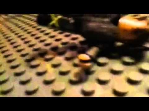 Reign of the supermen ep 3 superboy Lego minimates stop mot