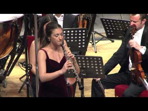 Ankara Gençlik Senfoni Orkestrası  J. Haydn Obua Konçertosu, Demre Erdem, obua