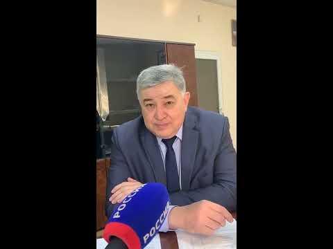 Прямой эфир министра здравоохранения от 01 апреля 2020г.