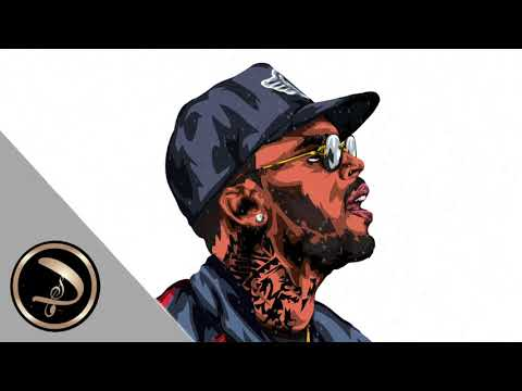 Chris Brown Type Beat  FALLING  R&B instrumental beat with a flute