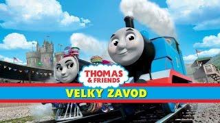 Gambar cover Velký závod - (HD)   Lokomotiva Tomáš