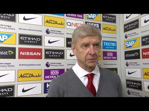 "Wenger post match on referee: ""They don't work enough"""