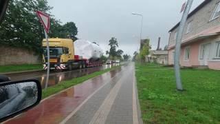 видео доставка грузов из москвы