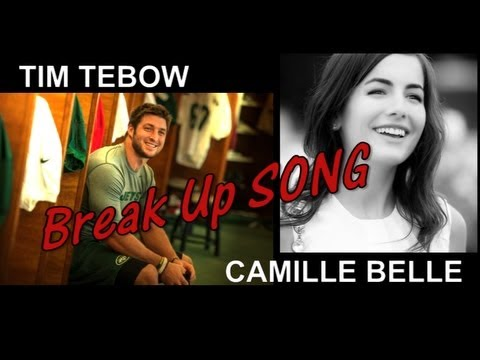 Tim Tebow And Camilla Belle Break Up Song