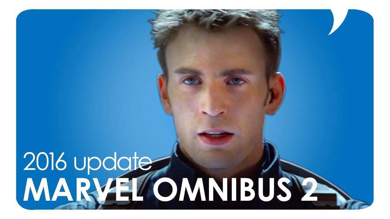 marvel film omnibus