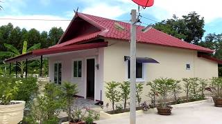 UdonThani Holiday villa Rental  2 double bedrooms with swimming pool.