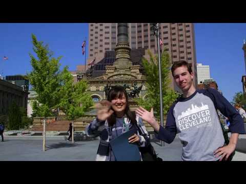 First-year Students Discover Cleveland during Orientation