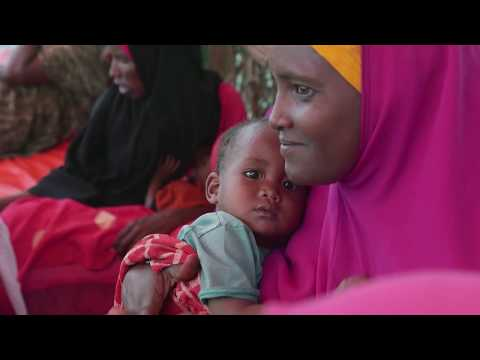 Stepping up aid to avert famine in Somalia