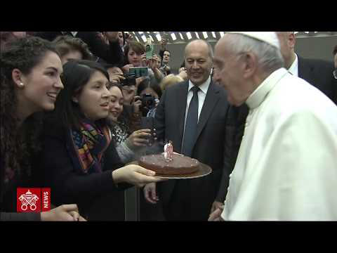 Pope Francis turns 83