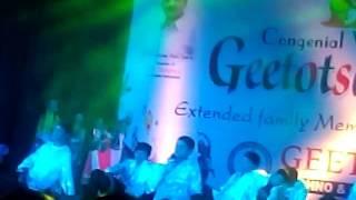 Geetanjali Techno School 8th Class Boys Dance