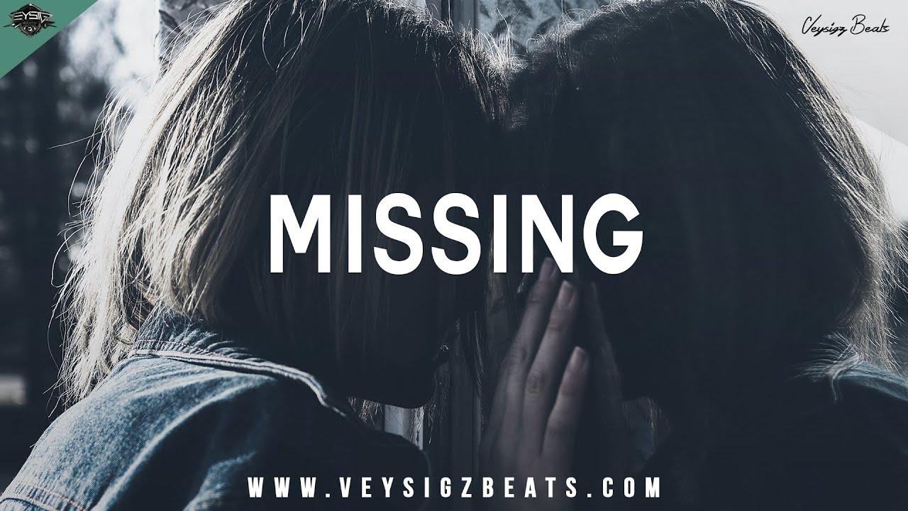 """Missing"" - Emotional Piano Rap Beat | Sad Deep Hip Hop Instrumental [prod. by Veysigz]"