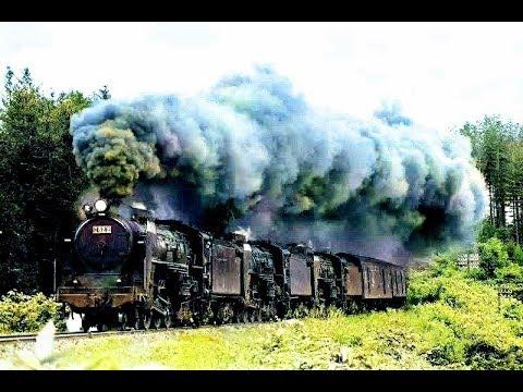 蒸気機関車C62_1/3 急行ニセコ 昭和46年 ▶14:52