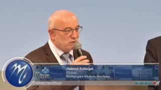 Expertengespräch: Richtige IT-Sicherheit in KH, it-sa 2016