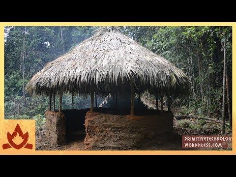 Primitive Technology: Round hut