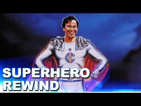 Superhero Rewind: The Return of Captain Invincible