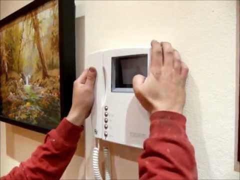 Instalación Video Portero Tegui Digital.wmv
