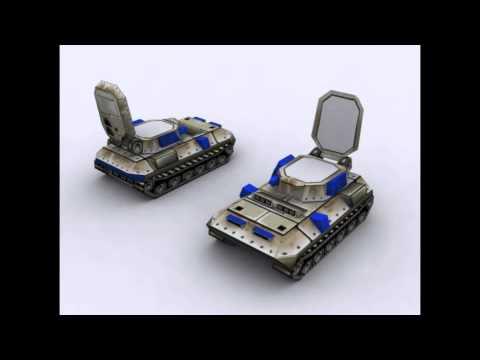 C&C Generals Microwave tank quotes