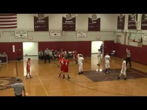 NCCS - Willsboro Boys  1-23-18