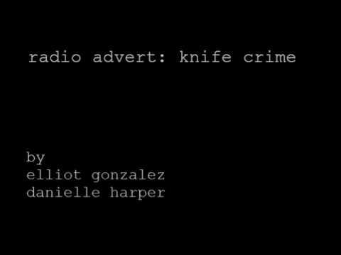 Knife Crime Advert (2009)