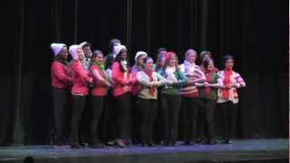 2012 Christmas Gala: We Need A Little Christmas
