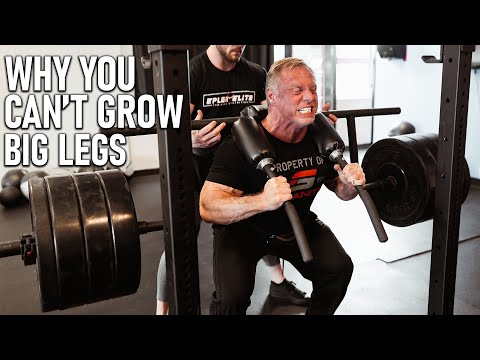 21 Reasons Your Legs Won't Grow & How To Fix It