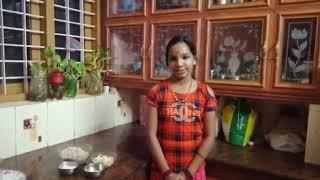 Aval Shake |Childrens kitchen| |Childrens Talents|