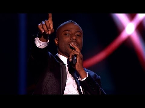Leo Ihenacho performs 'Holding Back The Years' - The Voice UK 2014: Blind Auditions 1 - BBC One