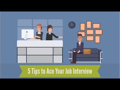 5 Tips to Ace Your Job Interview