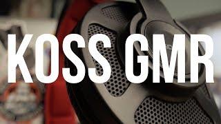 обзор KOSS GMR-540 и GMR-545 USB  Отличные игровые гарнитуры за вменяемые деньги