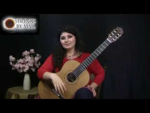 Study No. 5, Op. 48 By Mauro Giuliani - Strings By Mail Lessonette | Gohar Vardanyan