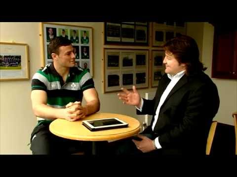Robbie Henshaw Interview | Ireland AM