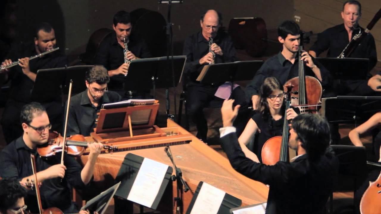 """Sinfonia nº 6 em Ré Maior (""""Le Matin"""", A Manhã), de Joseph Haydn"""