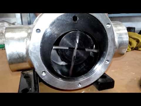 Rotary Vane Pump Video