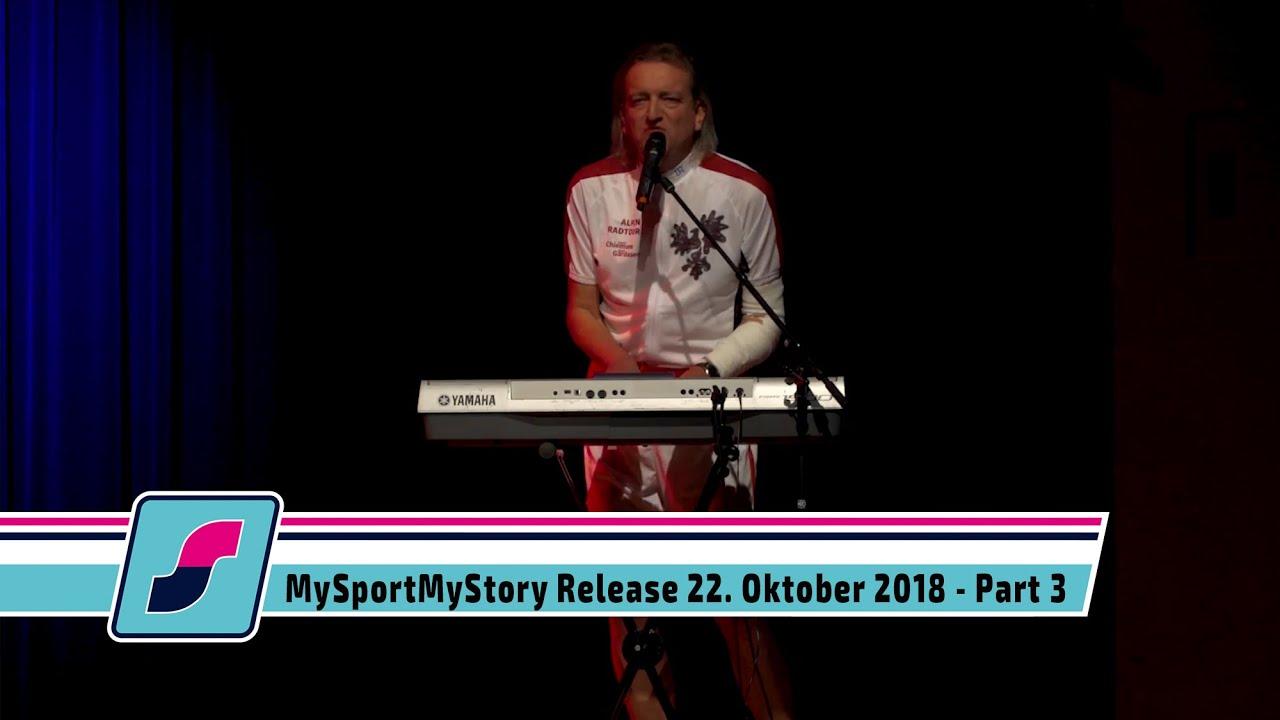 MySportMyStory Release am 22. Oktober 2018 - Part 3 - Markus Linder
