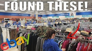 We Found ALL This Stuff at the Thrift Store to Sell on Ebay and Amazon FBA!